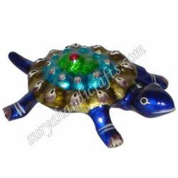Meena Painting Tortoise