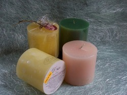 Pillar Candles - Dreamer Mini