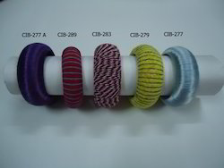 Threaded Bangles
