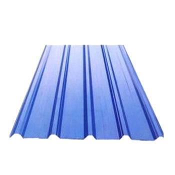 Roofing Sheet And Accessories Plain Ridge Sheets Manufacturer From Chennai