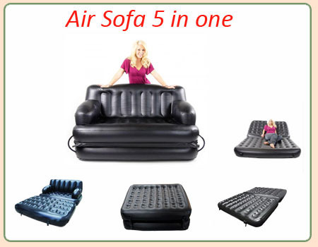 Air Sofa Air Sofa 5 In 1 Service Provider From Delhi