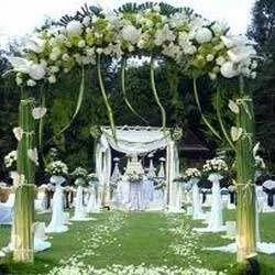 Wedding garden decoration wedding decoration vishal flowers and wedding garden decoration junglespirit Image collections