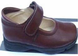 Brown School Shoe