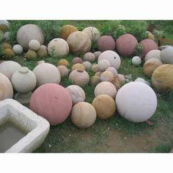 Round Marble Ball
