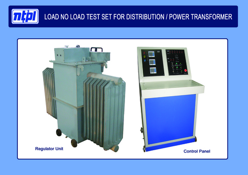 500kva-100mva Load No-Load Test Bench, Packaging Type