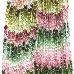 Multi Tourmaline Beads