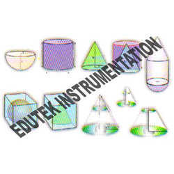 Volume Relationship Set (Crystal Plastic)