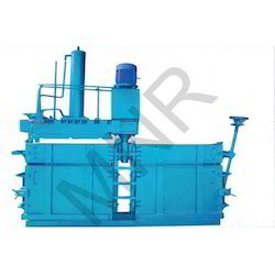 Hydraulic Baling Press For Paper