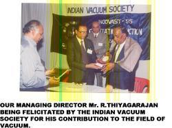 Felicitation Of Our MD