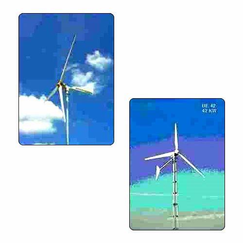 Wind And Solar Energy Hybrid Wind Solar Energy System