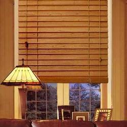 Roller Wooden Blinds