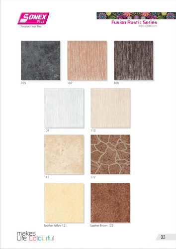 Fusion Rustic Collection Ceramic Tiles - Sonex Tiles Private Limited ...