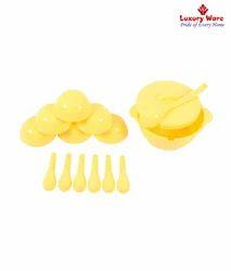 Yellow Soup Set