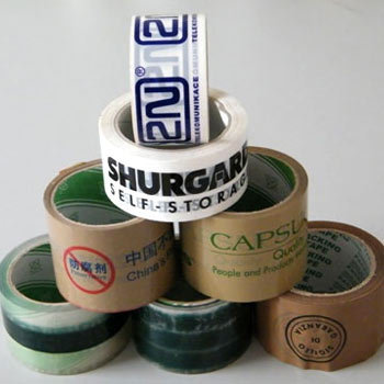 3 inch various brands BOPP Printed Tape, for Packaging