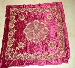 Beaded Table Cloth
