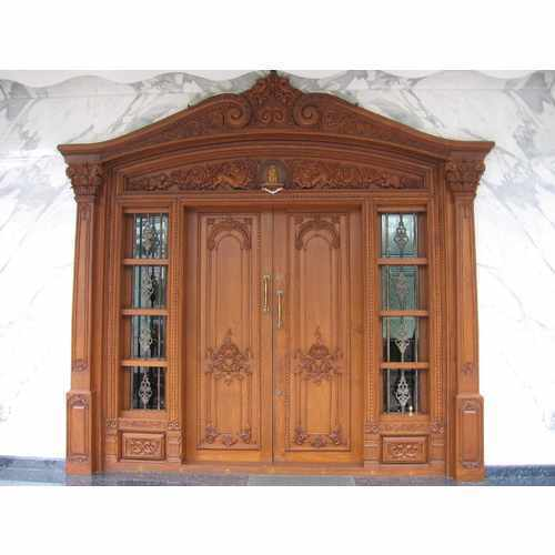 Wooden Main Door At Rs 60000 Piece S Magadi Road