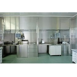 Stainless Steel Clean Room Panels