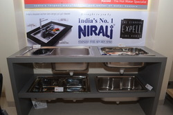 kitchen sinks nirali stainless steel kitchen sink wholesale trader from mumbai. beautiful ideas. Home Design Ideas
