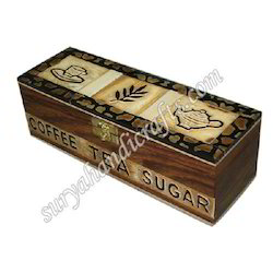 Indian Wooden Box