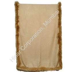 Pashmina Shawl with Fur
