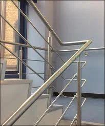 Amazing Stair Handrail
