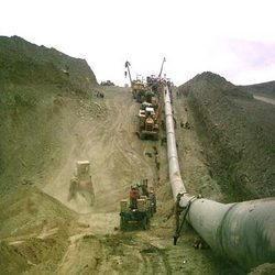 Pipe Line Erection Services