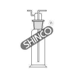 Dreschel Type Gas Washing Bottle