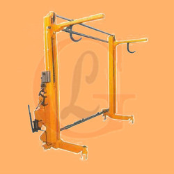 Pile Beam Mounting Trolley