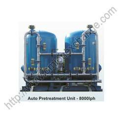 Auto Pre Treatment Plant