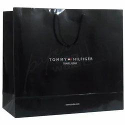 Black Color Laminated Bag