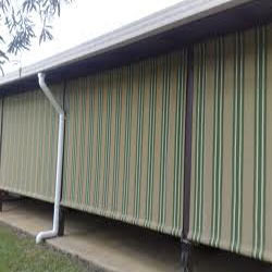Drop Awnings