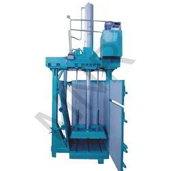 Semi-Automatic Hydraulic Baling Press For Waste Paper