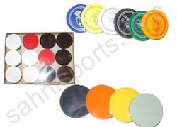 plastic carrom coins strickers