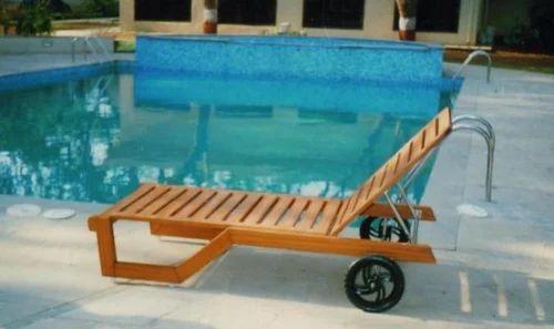 Swimming Pool Lounger - Sun Lounger Manufacturer from Mumbai