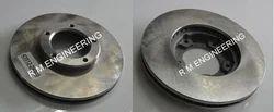 Toyota Hilux Brake Disc
