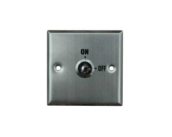 Stainless Steel Key Switch