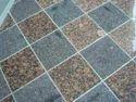 White Ceramic Granite Tiles, For Flooring, Kitchen