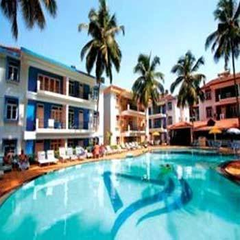 Alor Holiday Resort Calangute Beach North Goa
