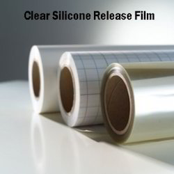 Clear Silicone Release Film