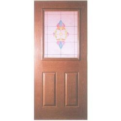 Designer Three Panel Door