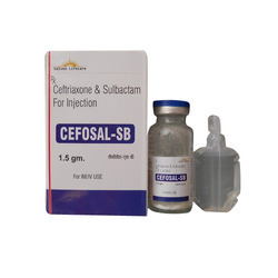 Ceftriaxone Sulbactam for Injection