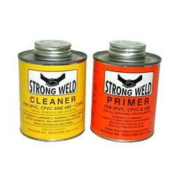Strong Weld Cleaner C-70, Packaging Size: 300 mL