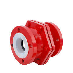 PTFE Lined Ball Check Valve, For Industrial, Rs 220 /piece Yogdeep  Enterprise | ID: 4028977573