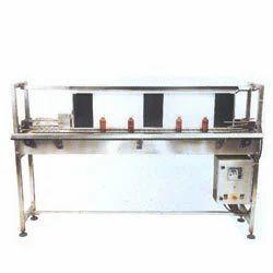 Liquid Eye Inspection Conveyor