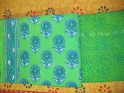 Bagru Hast Kala Printers Regular Bagru Print Unstitched Cotton Suit