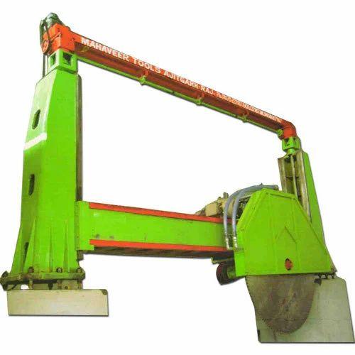 Granite Block Cutting Machines At Rs 900000 Piece S