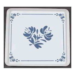 Plastic Serving Tray