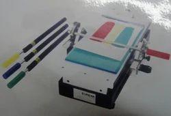 Semi Auto Drawdown Coating Machine Mayer Bar Coater Et Eureka