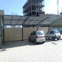 Parking Sheds Fabrication Services