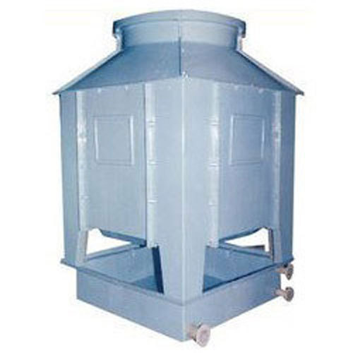 Square FRP Cooling Towers (Single Cell)